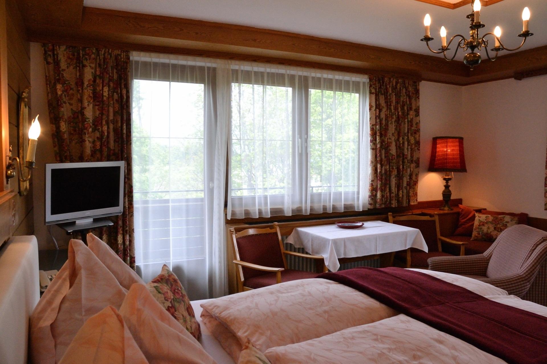 Doppelzimmer Bergschlößl