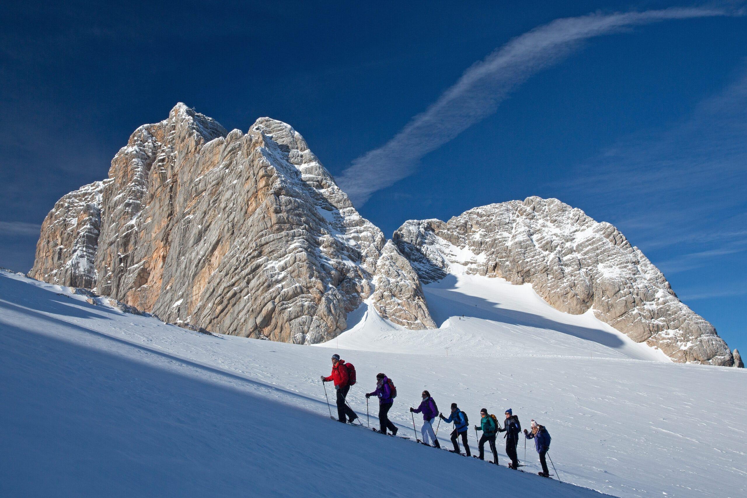 Faszination Dachstein Gletscher, Bergschlößl Ramsau am Dachstein